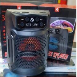 KTS-1276  LEDLİ  BULUTUT SPEAKER USB-TF-FM