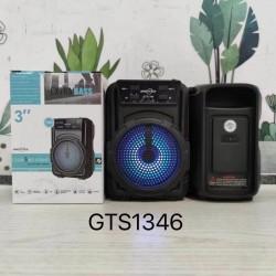 KTS-1346 LEDLİ  BLUETOOTH SPEAKER USB-TF-FM