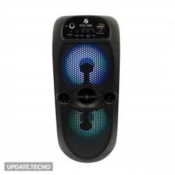 KTS-1526  LEDLİ  BLUETOOTH SPEAKER USB-TF-FM