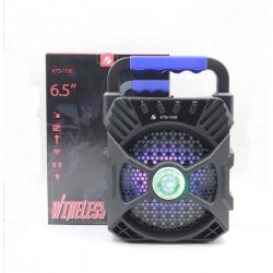 KTS-1106 LEDLİ  BLUETOOTH SPEAKER USB-TF-FM