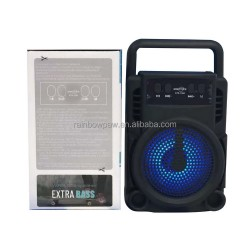 KTS-1360 LEDLİ  BLUETOOTH SPEAKER USB-TF-FM