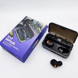 E10 Kablosuz Bluetooth Kulaklık Rgb 5.1 Wireless