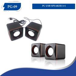 PG-09 PC USB SPEAKER 1+1