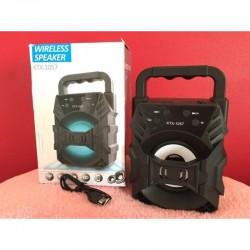 PG-397 KTX-1057  BLUETOOTH SPEAKER USB-KART