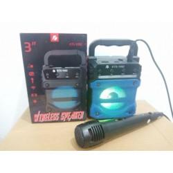 PG-390 KTS-1090 BLUETOOTH SPEAKER USB-KART