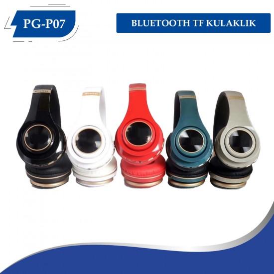 PG-(P07)  BLUETOOTH TF KULAKLIK