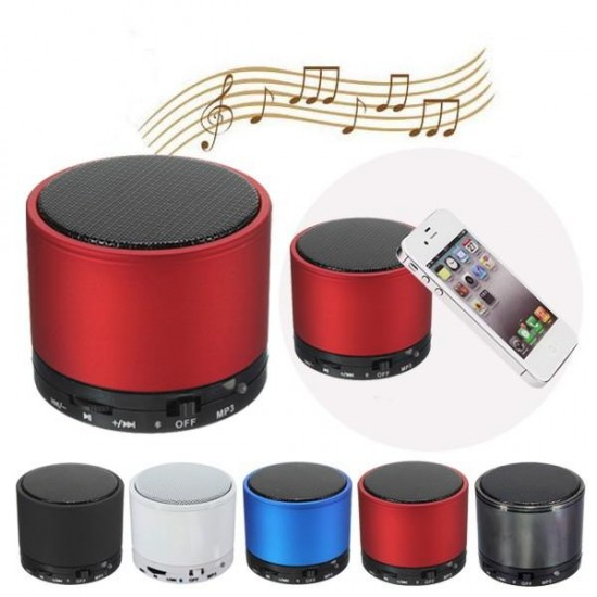 PG-101 Bluetooth USB ve Micro SD Speaker