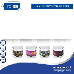 PG-132 Işıklı Bluetooth Speaker
