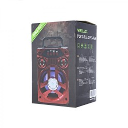 PG-1401  WKS-501C BLUETOOTH SPEAKER USB-KART