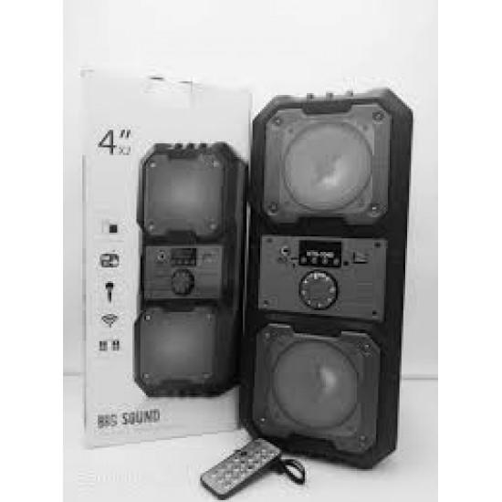 PG-1408 (KTS1048) LEDLİ  BULUTUT SPEAKER USB-TF-FM