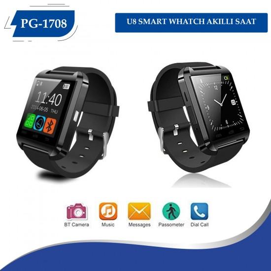 PG-1708 U8 SMART WHATCH AKILLI SAAT