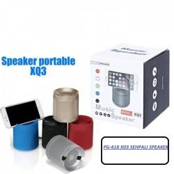 PG-418 X-Q3 MODELİ BLUETOOTH SPEAKER