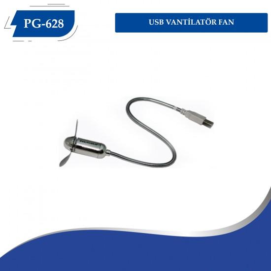 PG-628 USB VANTİLATÖR FAN