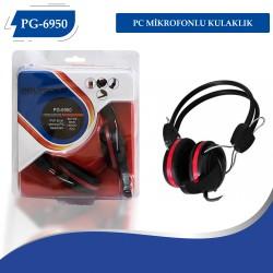 PG-6950 PORTATİF PC KULAKLIK