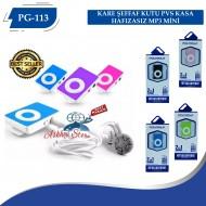 PG-113 PVS KASA HAFIZASIZ MP3 MİNİ