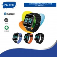 PG-1709 A6 MODELİ SMART WHATCH AKILLI SAAT