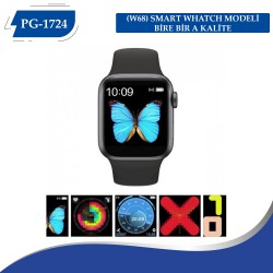 PG-1724 (W68) SMART WHATCH MODELİ BİRE BİR A KALİTE