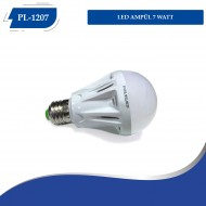 PL-1207 LED AMPÜL 7 WATT