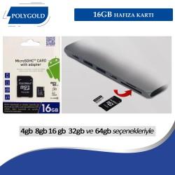 POYGOLD 16GB HAFIZA KARTI