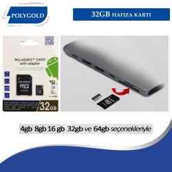 POYGOLD 32GB HAFIZA KARTI