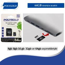 POYGOLD 64GB HAFIZA KARTI