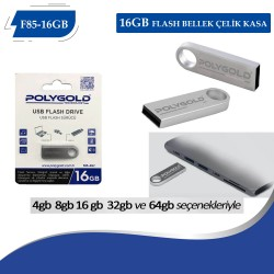 POYGOLD 16GB FLASH BELLEK ÇELIK KASA