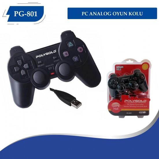 PC ANALOG OYUN KOLU PG-801