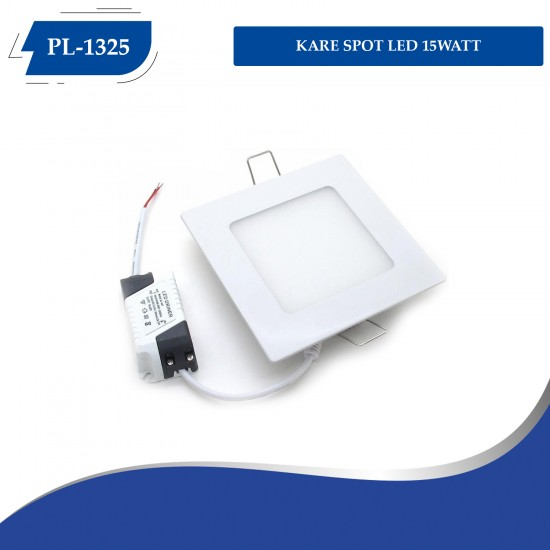 PL-1325 KARE SPOT LED 15WATT