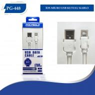 PG-448 Iphone USB Kablo Kutulu