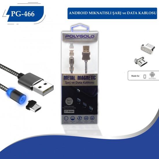 PG-466 MIKNATISLI SAMSUNG 360 DERECE USB KABLO