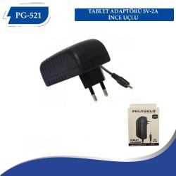 PG-521 TABLET ADAPTÖRÜ 5V-2A İNCE UÇLU