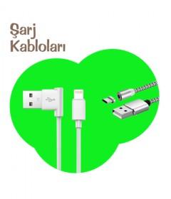 ŞARJ ve USB KABLOLAR