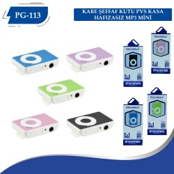 PG-113 PVS KASA HAFIZASIZ MP3 MİNİ
