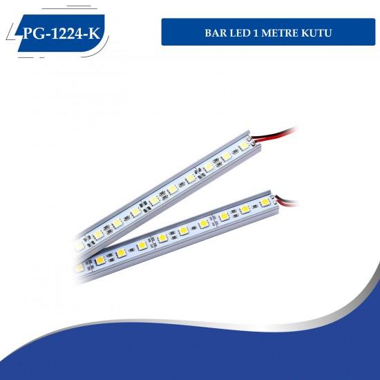 PL-1224 BAR LED 1 METRE  KUTU