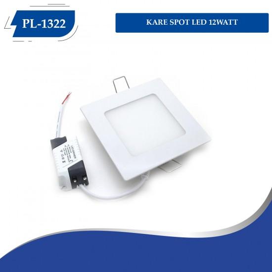 PL-1322 KARE SPOT LED 12WATT