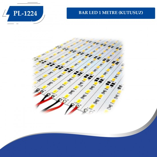 PL-1224 BAR LED 1 METRE  (KUTUSUZ)