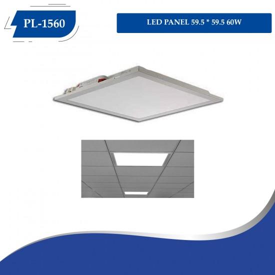 PL-1560 LED PANEL 59.5 * 59.5 60W