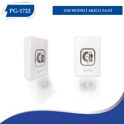 PG-1722 D20 MODELİ AKILLI SAAT