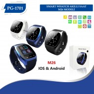 PG-1701 M26 SMART WHATCH AKILLI SAAT