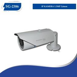 SG-2386 IP KAMERA 1.3MP 3,6mm