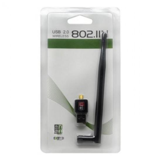 PG-719 USB WİRELESS ADAPTÖR 300 Mbps