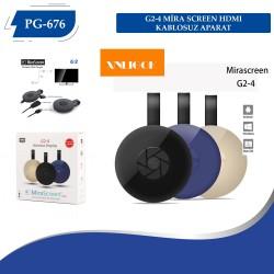 PG-676 G2-4 Mira Scren HDMI Kablosuz Aparat