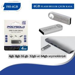 POYGOLD 4GB FLASH BELLEK ÇELIK KASA