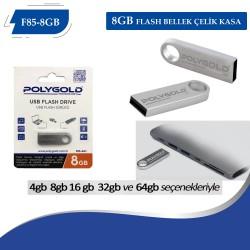 POYGOLD 8GB FLASH BELLEK ÇELIK KASA