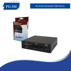 PC KASA İÇİ KART OKUYUCU PG-320