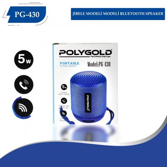 PG-430 TG-129C BLUETOOTH SPEAKER