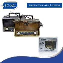PG-4401  BLUETOOTH NOSTALJİ SPEAKER