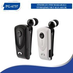 PG-6737 FİNEBLUE F930 MAKARALI TİTREŞİMLİ BLT KULAKLIK