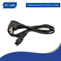 PG-1009 POWER KABLOSU YONCA 0.75MM