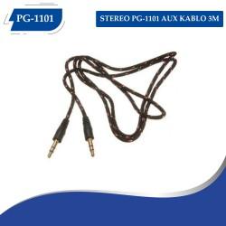 STEREO PG-1101 AUX KABLO 3M